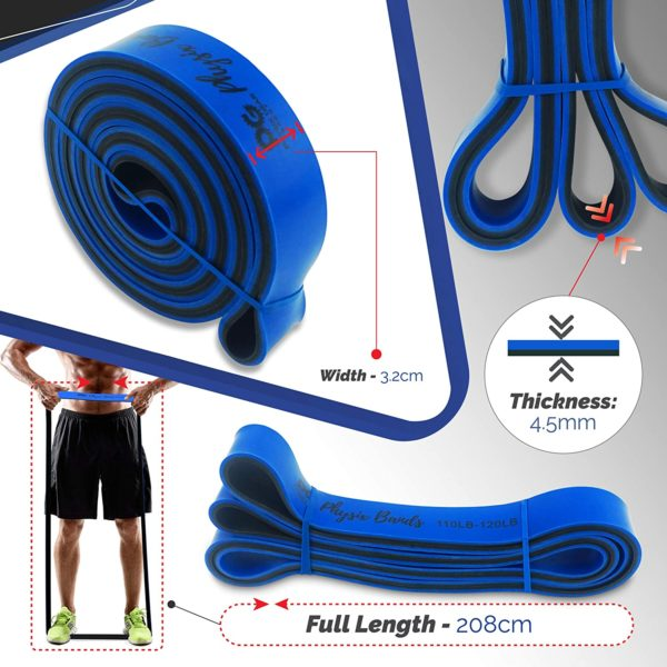 full resistance band