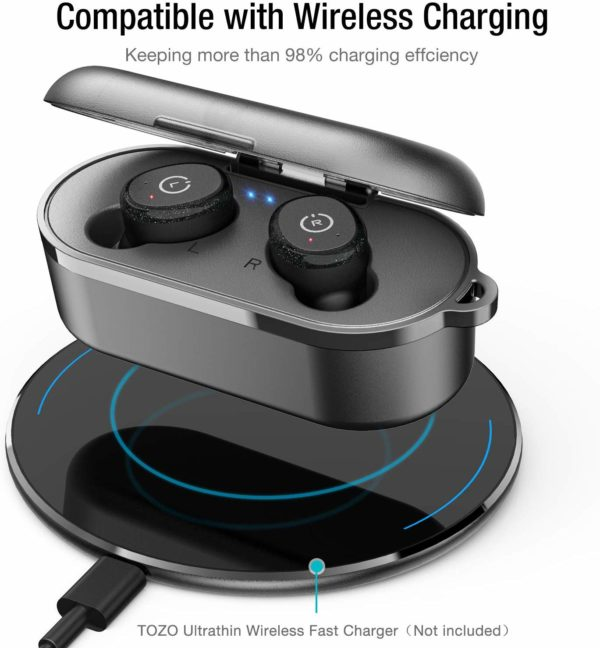 Bluetooth earbuds gadgets