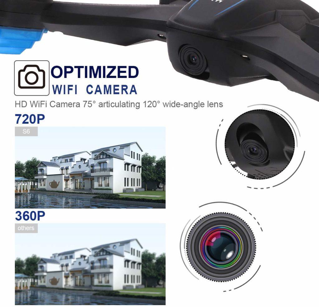 drone wi fi camera