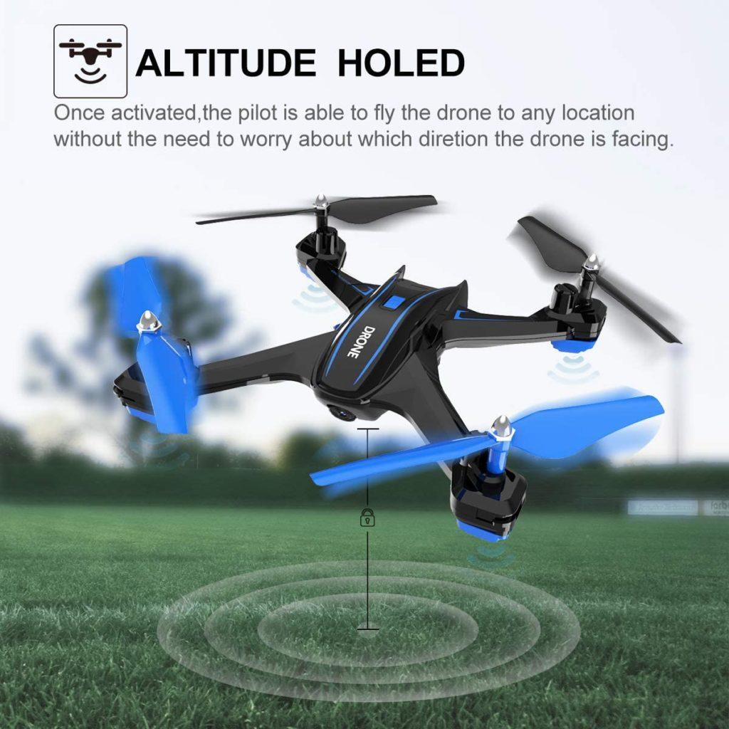 light drone