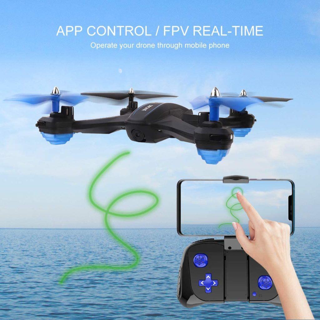 wireless drone