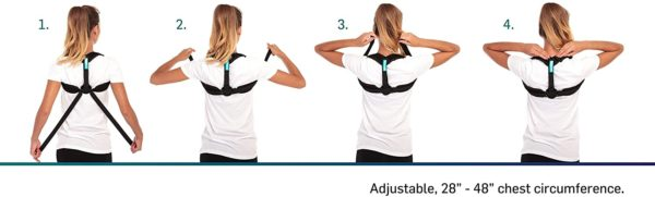belt Bad Posture for Men and Women